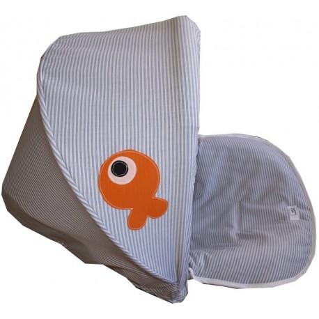 capota y colchoneta pez, G0