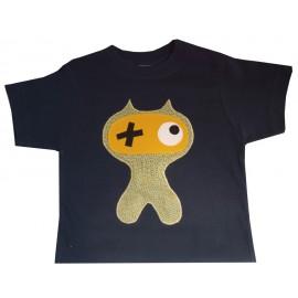camiseta monstruo de antifaz