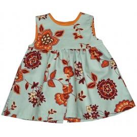 Vestido Niña Flores