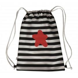 mochila splosh rojo
