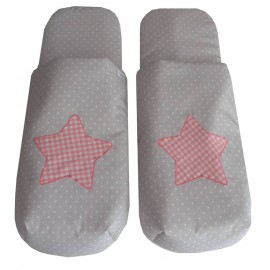 Sacos Capazo Gemelar Estrellas