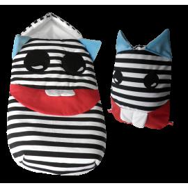 Conjunto saco mochila Pepón