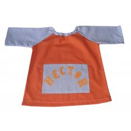 Baby naranja personalizado