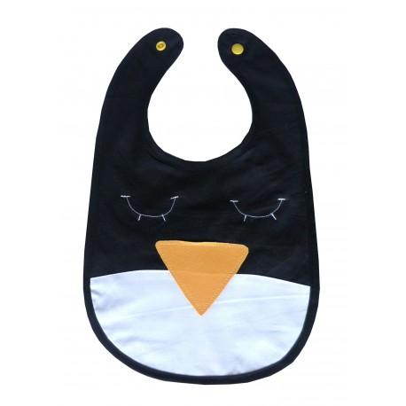 Babero pingüino