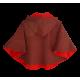 Capa Topitos Rojos.