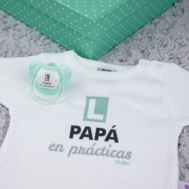 Cajita Regalo Papá En Prácticas