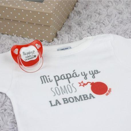 Cajita Mi papá y Yo Somos La Bomba