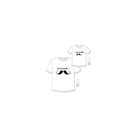Pack Camisetas De Tal Palo..
