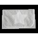 cambiador gris estrellitas blancas
