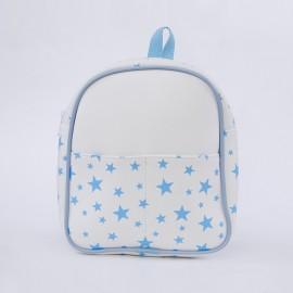 Mochila guardería Estrellas azul