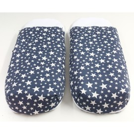 Sacos Silla Gemelar Jeans Stars