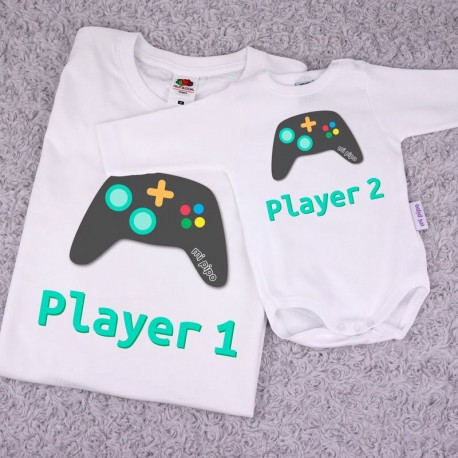 Pack Camisetas Player