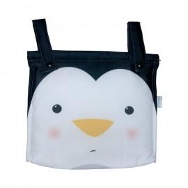 Bolso Carrito Bebé Pingüino