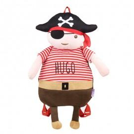 Mochila Muñeco Pirata